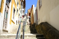 The steeped walk to the Gundalense Football Club